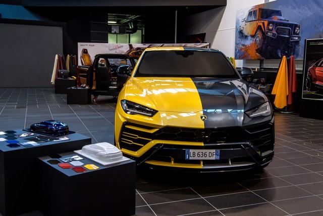 Siêu SUV Lamborghini Urus sắp được nhập về Việt Nam - Ảnh 2.