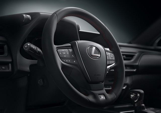 Lexus UX - Câu trả lời của người Nhật với BMW X1 - Ảnh 12.