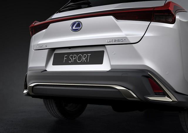 Lexus UX - Câu trả lời của người Nhật với BMW X1 - Ảnh 10.