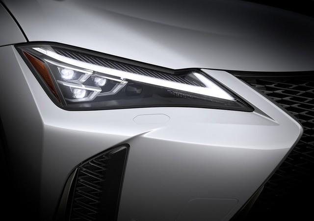 Lexus UX - Câu trả lời của người Nhật với BMW X1 - Ảnh 2.
