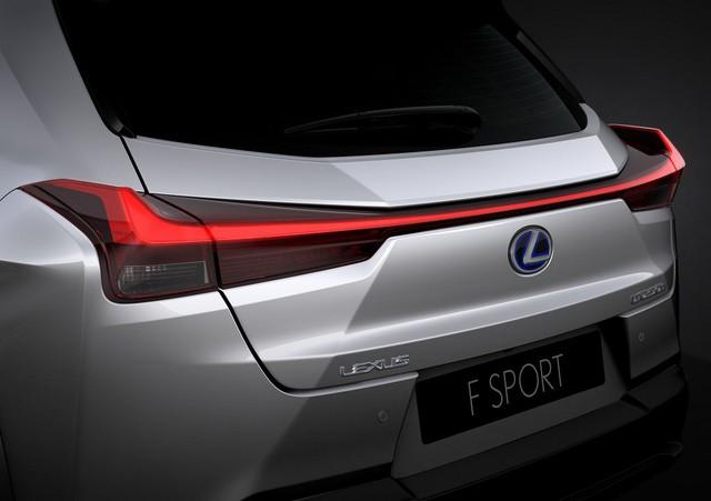 Lexus UX - Câu trả lời của người Nhật với BMW X1 - Ảnh 4.