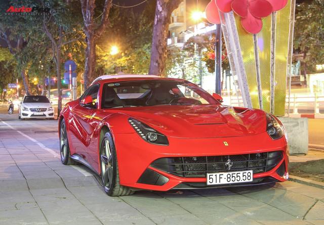 Dàn siêu xe của ca sĩ Tuấn Hưng và những người bạn tụ họp sau Car & Passion - Ảnh 5.
