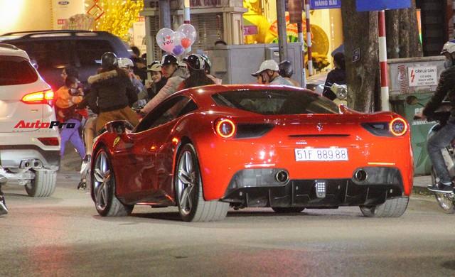 Dàn siêu xe của ca sĩ Tuấn Hưng và những người bạn tụ họp sau Car & Passion - Ảnh 3.