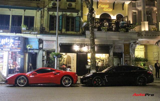 Dàn siêu xe của ca sĩ Tuấn Hưng và những người bạn tụ họp sau Car & Passion - Ảnh 9.