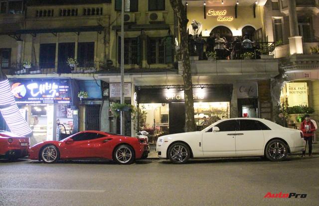 Dàn siêu xe của ca sĩ Tuấn Hưng và những người bạn tụ họp sau Car & Passion - Ảnh 8.