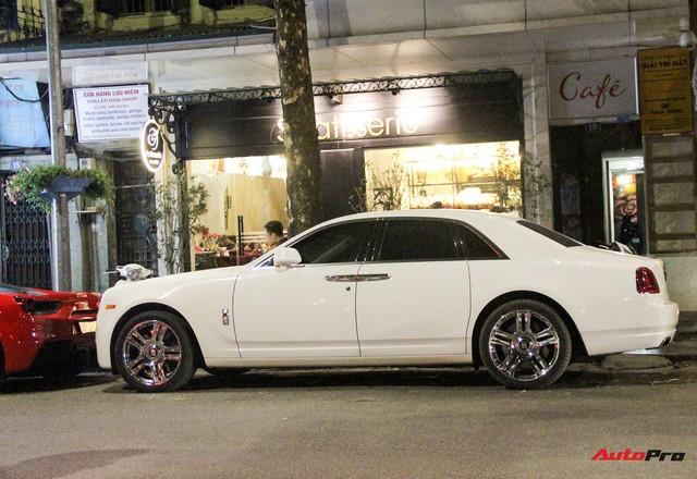 Dàn siêu xe của ca sĩ Tuấn Hưng và những người bạn tụ họp sau Car & Passion - Ảnh 7.