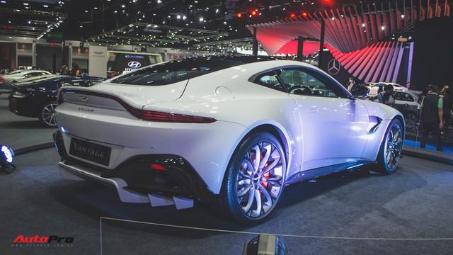 Aston Martin Vantage 2019 hoàn toàn mới cập bến Đông Nam Á - Ảnh 4.
