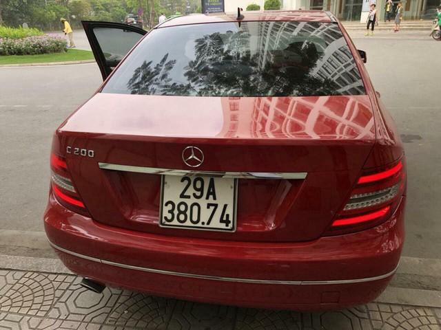 Mercedes-Benz C200 2011 đi 68.000 km bán ngang giá Toyota Corolla Altis 2.0V 2014 - Ảnh 6.