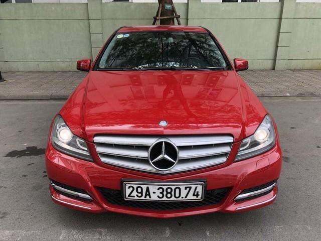 Mercedes-Benz C200 2011 đi 68.000 km bán ngang giá Toyota Corolla Altis 2.0V 2014 - Ảnh 4.