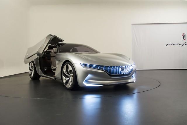 Studio thiết kế cho VINFAST là Pininfarina sẽ trình làng 2 mẫu xe mới vào cuối tháng 4 - Ảnh 1.