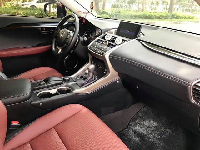 Lexus NX200t 2016 đi lướt bán lại giá gần bằng NX300 2018 - Ảnh 7.