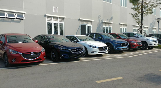 Mazda tăng giá xe lần thứ 3 kể từ đầu năm - Ảnh 1.