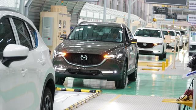 9 tiếng lắp ráp Mazda CX-5 theo cách Việt Nam - Ảnh 6.