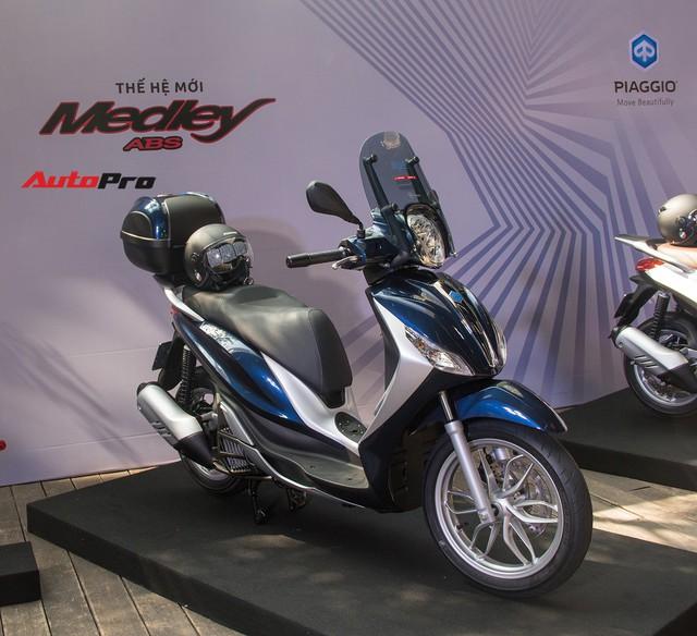 Quyết đấu Honda SH, Piaggio Medley ABS 2018 giá từ 72,5 triệu đồng - Ảnh 5.