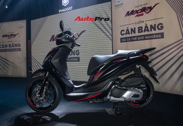 Quyết đấu Honda SH, Piaggio Medley ABS 2018 giá từ 72,5 triệu đồng - Ảnh 6.