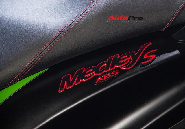 Quyết đấu Honda SH, Piaggio Medley ABS 2018 giá từ 72,5 triệu đồng - Ảnh 14.