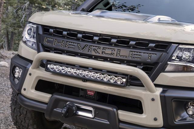 Chevrolet Colorado ZR2 Bison - Đối thủ mới của Ford Ranger Raptor - Ảnh 3.