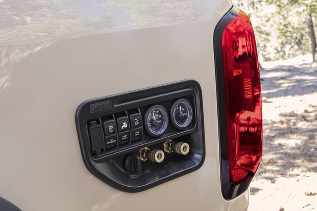 Chevrolet Colorado ZR2 Bison - Đối thủ mới của Ford Ranger Raptor - Ảnh 4.