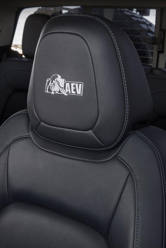 Chevrolet Colorado ZR2 Bison - Đối thủ mới của Ford Ranger Raptor - Ảnh 6.