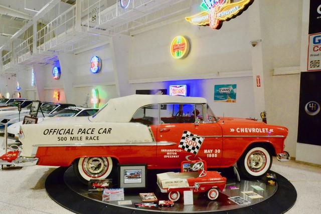 Bảo tàng xe cơ bắp Mỹ: Nơi có tiền cũng không thể vào thăm - Ảnh 13.