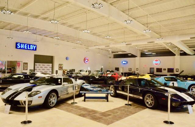 Bảo tàng xe cơ bắp Mỹ: Nơi có tiền cũng không thể vào thăm - Ảnh 12.