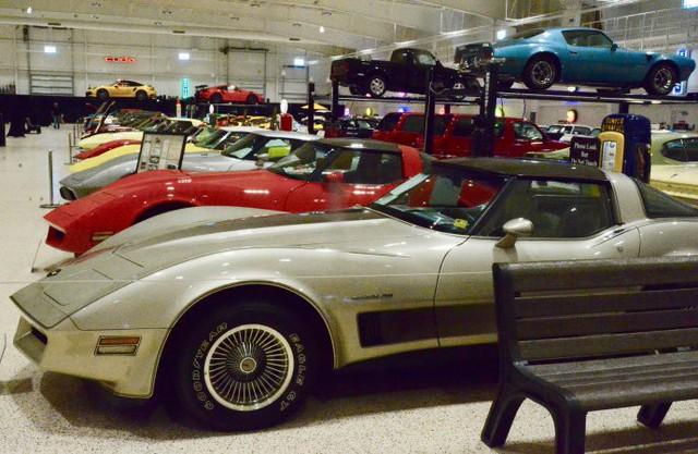 Bảo tàng xe cơ bắp Mỹ: Nơi có tiền cũng không thể vào thăm - Ảnh 8.