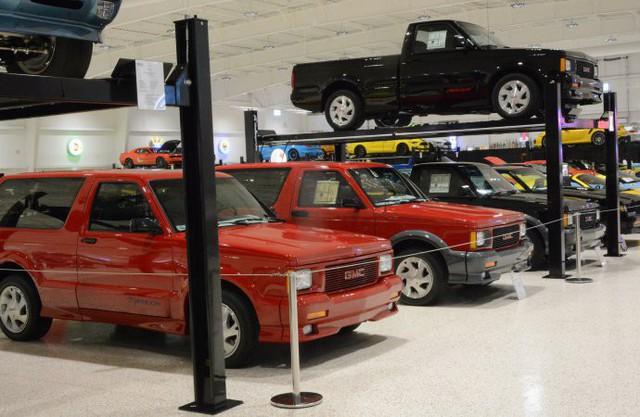 Bảo tàng xe cơ bắp Mỹ: Nơi có tiền cũng không thể vào thăm - Ảnh 7.