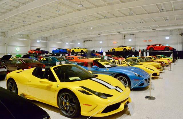 Bảo tàng xe cơ bắp Mỹ: Nơi có tiền cũng không thể vào thăm - Ảnh 6.