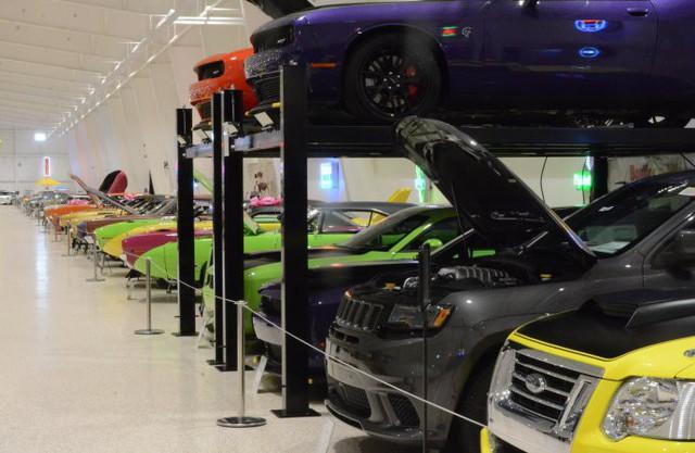 Bảo tàng xe cơ bắp Mỹ: Nơi có tiền cũng không thể vào thăm - Ảnh 5.