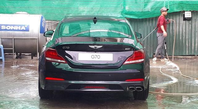 Cạnh tranh Mercedes-Benz C-Class, Genesis G70 được chào giá 1,7 tỷ đồng - Ảnh 6.