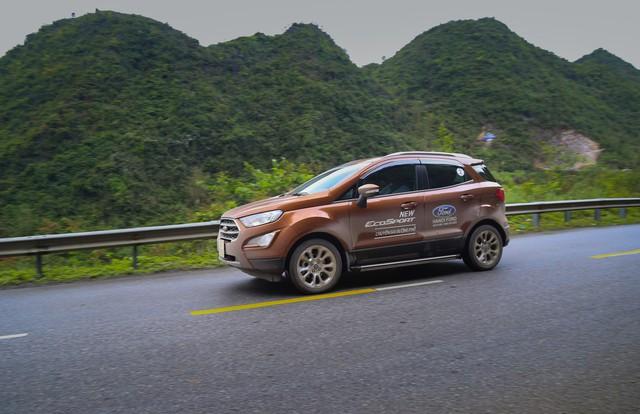 Đánh giá Ford EcoSport 2018: Không có lý do để mất ngôi vương - Ảnh 6.