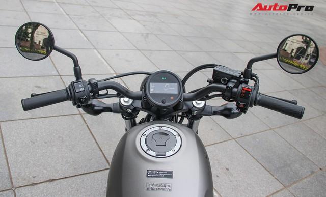 Ảnh chi tiết Honda Rebel 300 giá bán chính hãng 125 triệu đồng - Ảnh 5.