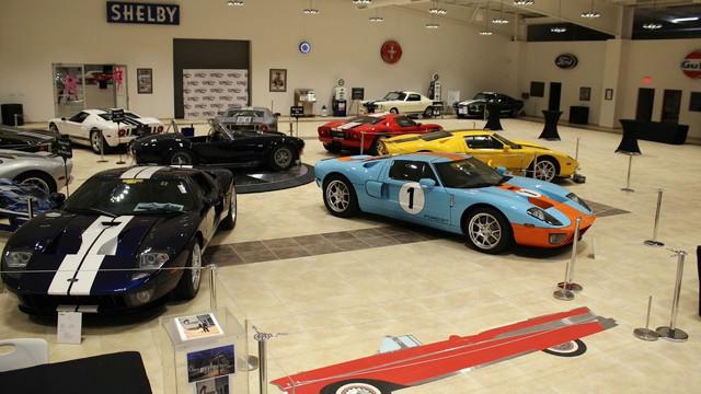 Bảo tàng xe cơ bắp Mỹ: Nơi có tiền cũng không thể vào thăm - Ảnh 1.