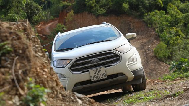 Đánh giá Ford EcoSport 2018: Không có lý do để mất ngôi vương
