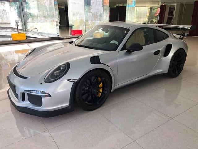 Ông trùm cafe Trung Nguyên tậu Porsche 911 GT3 RS thứ 2 tại Việt Nam - Ảnh 5.