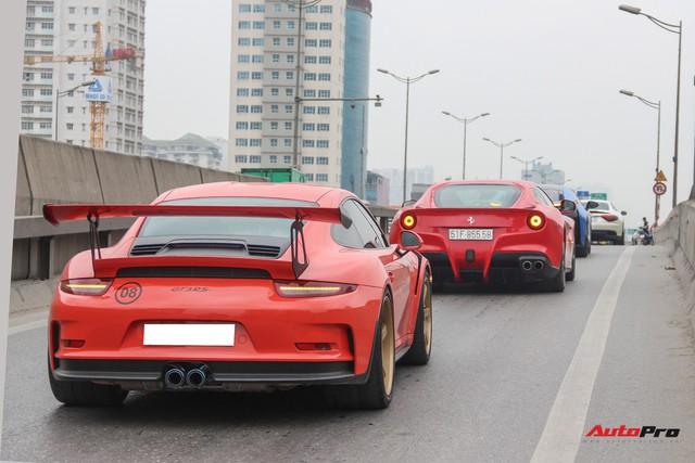 Ông trùm cafe Trung Nguyên tậu Porsche 911 GT3 RS thứ 2 tại Việt Nam - Ảnh 7.