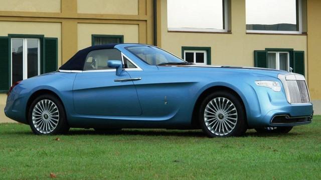 Những dòng xe ấn tượng nhất của Pininfarina - thương hiệu thiết kế xe cho VINFAST - Ảnh 1.