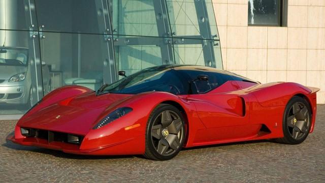 Những dòng xe ấn tượng nhất của Pininfarina - thương hiệu thiết kế xe cho VINFAST - Ảnh 9.