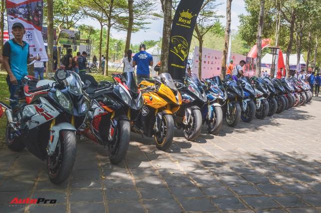 Hàng trăm mô tô phân khối lớn tham gia đại hội tại Đồng Nai - Ảnh 2.