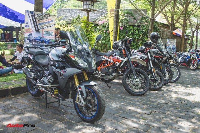 Hàng trăm mô tô phân khối lớn tham gia đại hội tại Đồng Nai - Ảnh 5.