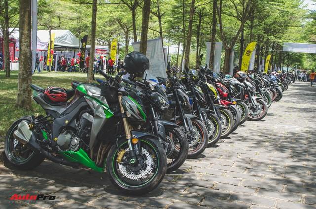 Hàng trăm mô tô phân khối lớn tham gia đại hội tại Đồng Nai - Ảnh 6.