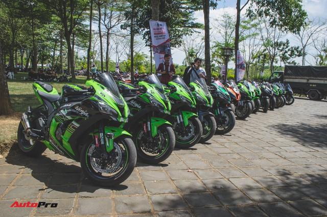 Hàng trăm mô tô phân khối lớn tham gia đại hội tại Đồng Nai - Ảnh 7.
