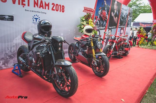 Hàng trăm mô tô phân khối lớn tham gia đại hội tại Đồng Nai - Ảnh 8.