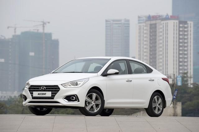 Chọn xe nào giữa 4 phiên bản Hyundai Accent 2018? - Ảnh 3.
