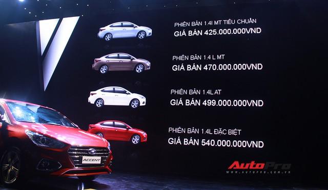 Hyundai Accent 2018 - Đe dọa Toyota Vios hay làm khó Honda City? - Ảnh 23.