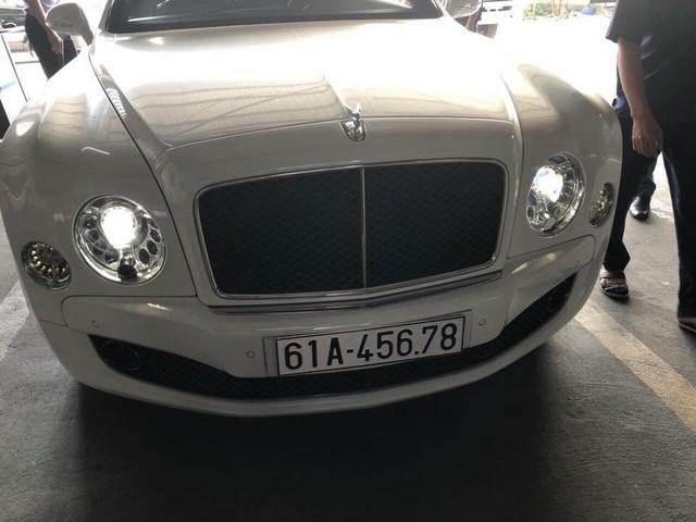 Bentley Mulsanne hơn 35 tỷ đồng mang biển số khủng của đại gia Bình Dương - Ảnh 2.