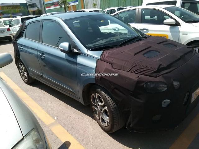 Hyundai chăm chút i20 facelift, chuẩn bị ra mắt cạnh tranh Ford Fiesta - Ảnh 2.