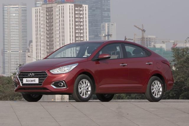 Chọn xe nào giữa 4 phiên bản Hyundai Accent 2018? - Ảnh 2.