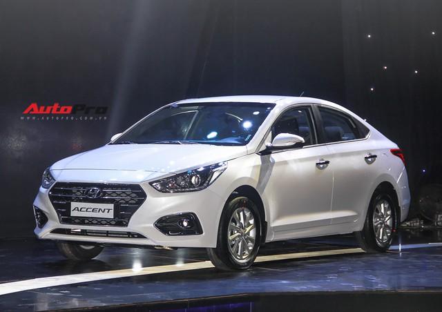 Hyundai Accent 2018 - Đe dọa Toyota Vios hay làm khó Honda City? - Ảnh 1.