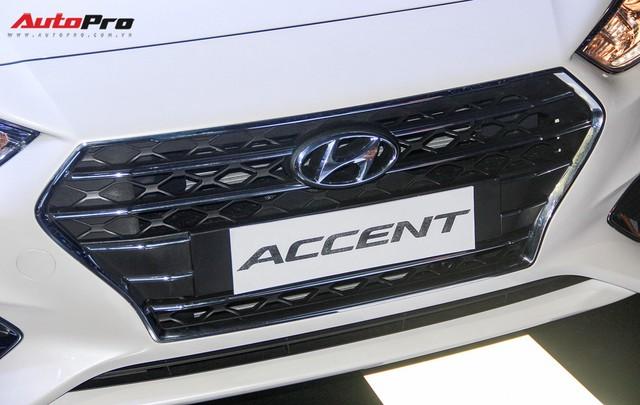 Hyundai Accent 2018 - Đe dọa Toyota Vios hay làm khó Honda City? - Ảnh 12.